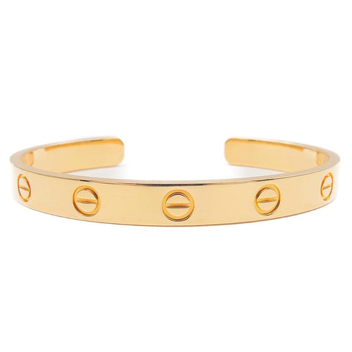 CARTIER - Love Open Bangle Bracelet