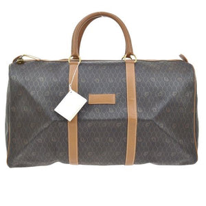 CHRISTIAN DIOR - Honeycomb Travel Bag