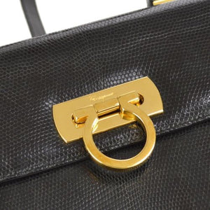 SALVATORE FERRAGAMO - Gancini Bag