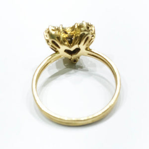 RAE JOSEPH - Heart-shaped Diamond Ring