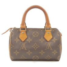 LOUIS VUITTON - Monogram Mini Speedy Bag