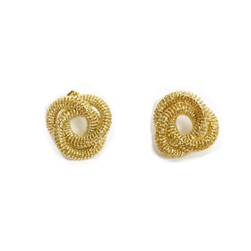 RAE JOSEPH - Gold earrings