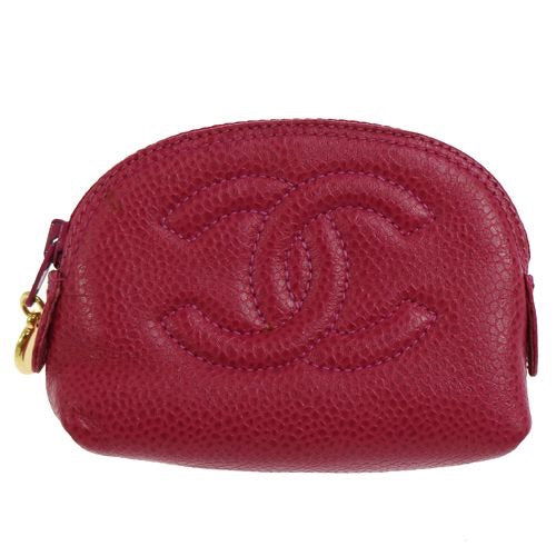 CHANEL - Crimson wallet