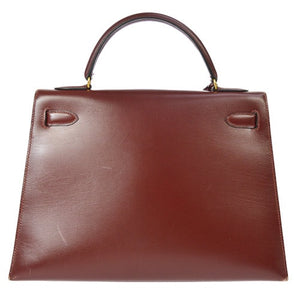 Hermès - Kelly Leather Bag