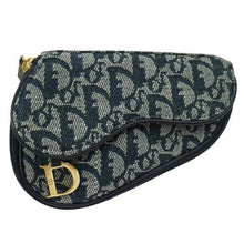 CHRISTIAN DIOR - Trotter pattern pouch