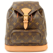 LOUIS VUITTON - Montsouris MM Backpack
