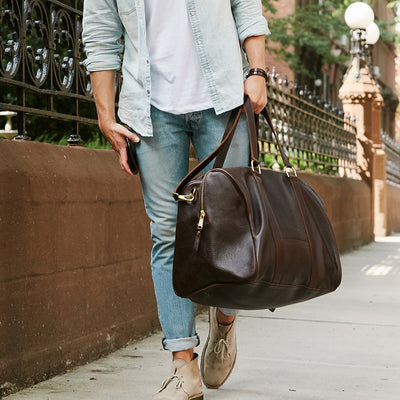 100 Year Duffel - Chocolate Brown