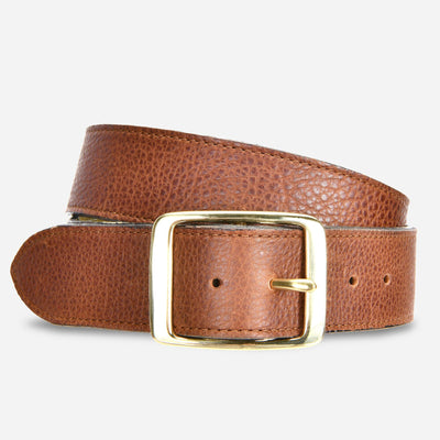 Men's Pickatinny Belt - Coppered Brown