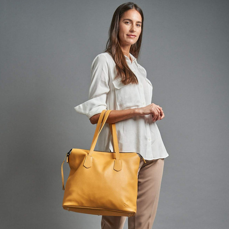 Make My Day Tote - Girasole