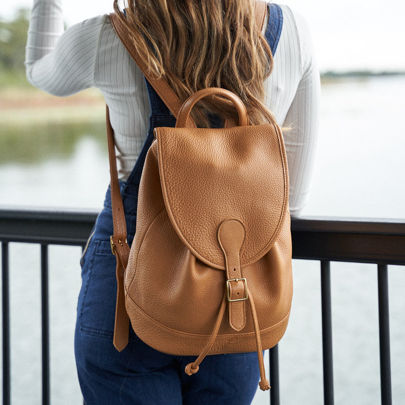 Go Anywhere Backpack - Honey