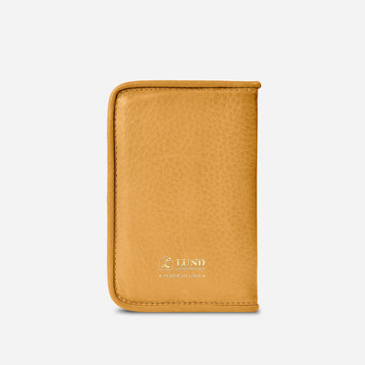 Lucky Passport Holder - Butterscotch