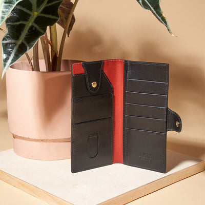 Women's Wallet - Black