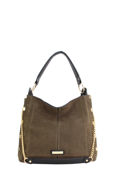 Robyn Shoulder Bag Khaki