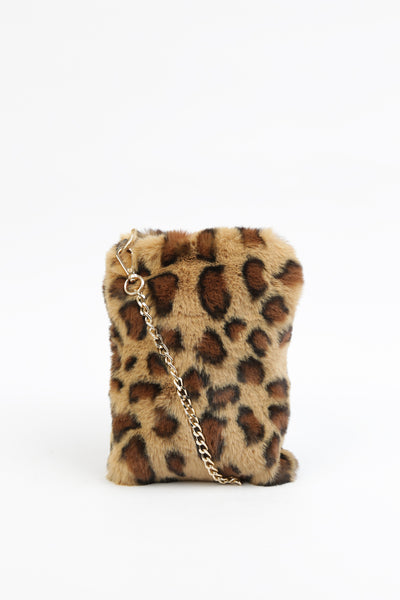 Aideen Smart Phone Bag Animal Print