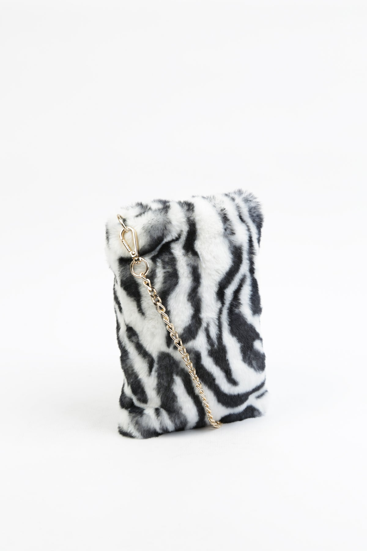 Aideen Smart Phone Bag Zebra Print