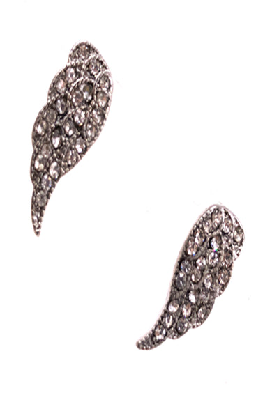 Jennifer Angel Wing Earring