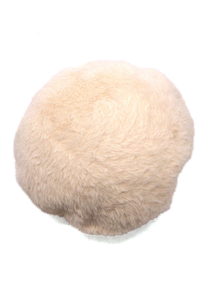 Kacey Beret in Cream