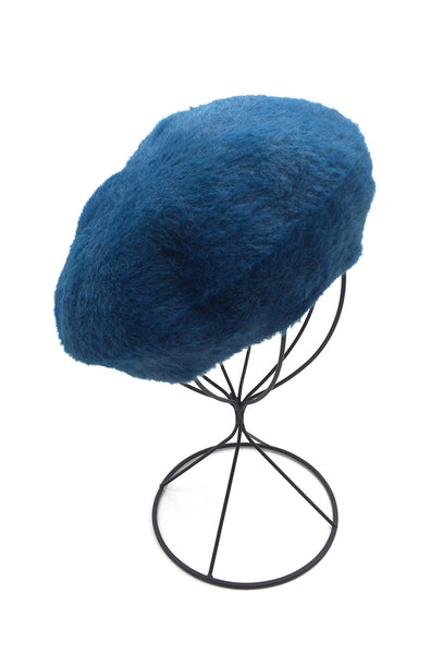 Kacey Beret in Teal