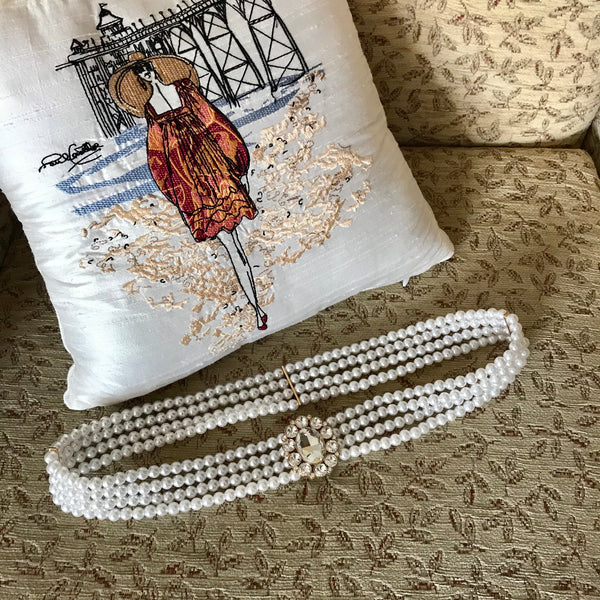 Kelly Large Pearl Belt
