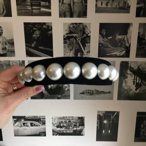 Large Pearl Crown
