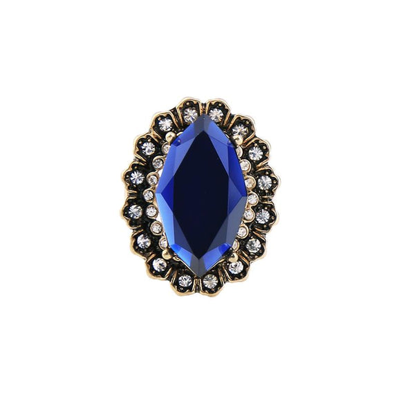 Madison Royal Blue Ring