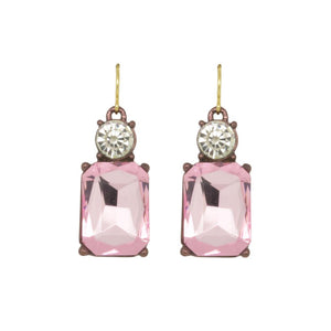 Anna Crystal Drop Earring