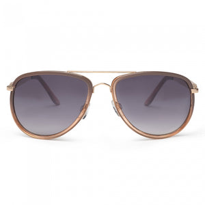 Douglas Brown Aviator Sunglasses