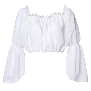 Old Fashioned Blouses