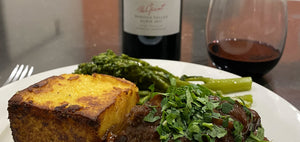 Isabelle's Recipe of the Month: Beef Cheeks matched with The Giant 2017 Durif