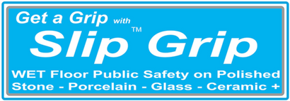 Slip Grip Floor Safety Products