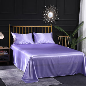 Bamboo Sheets - Silky Bedding Set - Metfine