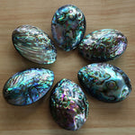 5PC natural abalone shell necklace - Metfine