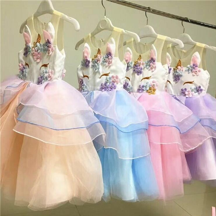 LIMITED EDITION Unicorn Princess Dress - Metfine