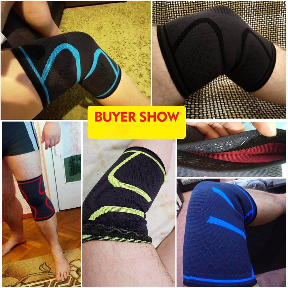 Official Oxyflow Knee Brace - Metfine