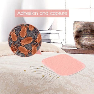 3/5Pcs Dust Mite Killing Pad Safe Cotton with Spice Anti-mite Pads Cushion for Home Beds - Metfine