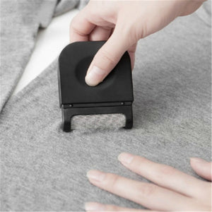 Laundry Cleaning Tools mini Lint Remover Hair Ball Trimmer Manual Pellet Cut Machine portable Epilator Sweater Clothes Shaver - Metfine
