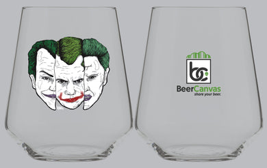 That Joker Glass