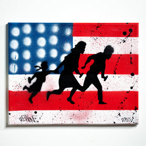 We Run USA by Drew One