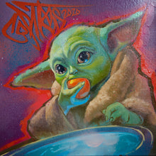 Baby Yoda by Cortes