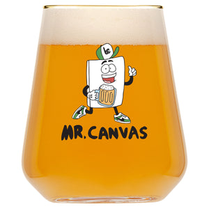 That Mr. Canvas Glass