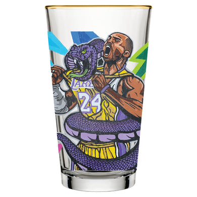 That Black Mamba Glass