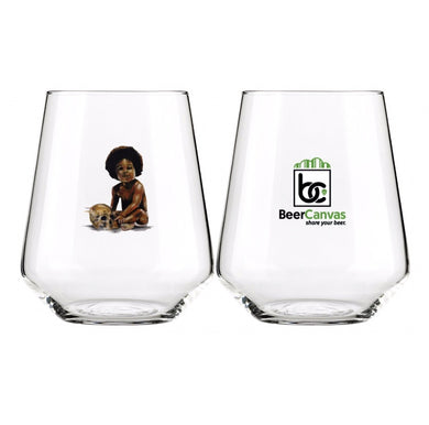 That Baby Biggie Glass