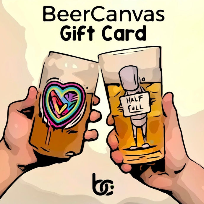 That BeerCanvas Gift Card