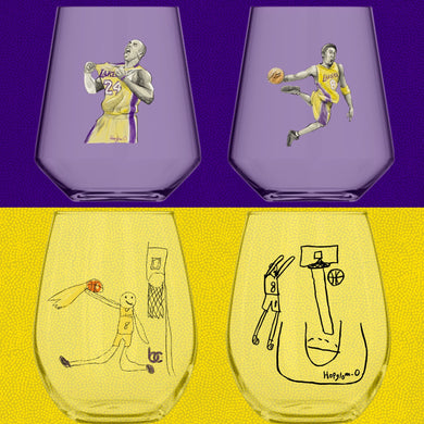 That Kobe Tribute Set (HopGlom-O Collab)