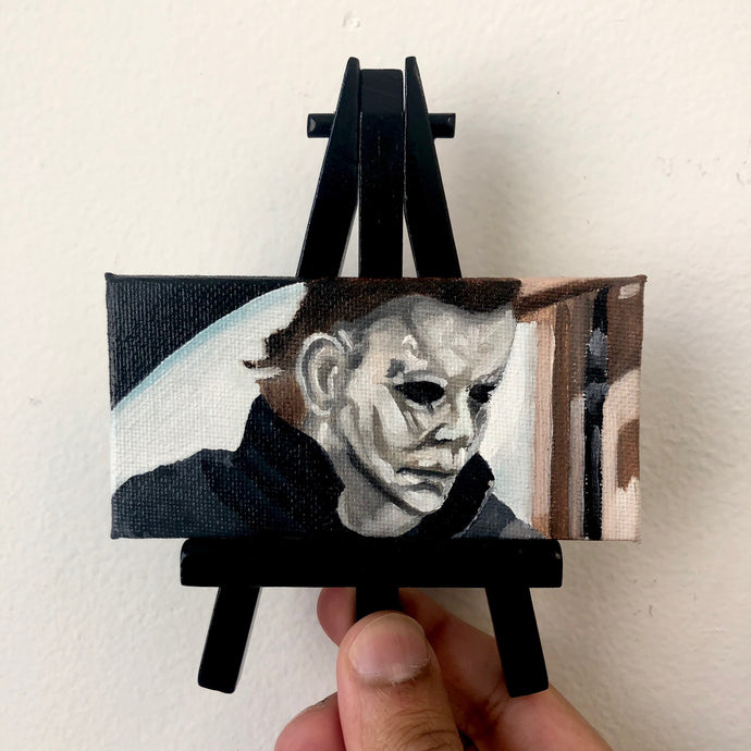 Mini Michael Myers by Amar Stewart (aka Scarecrow)