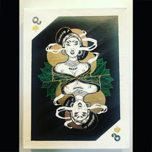 """Queen of Spades"" by Murrz"