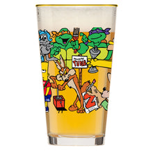 That 80s Cartoons Glass