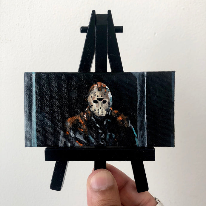 Mini Jason Voorhees by Amar Stewart (aka Scarecrow)