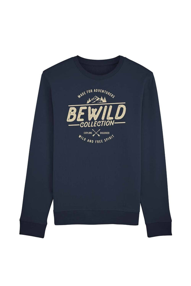 pull_homme_coton_bio_bewild_collection_navy