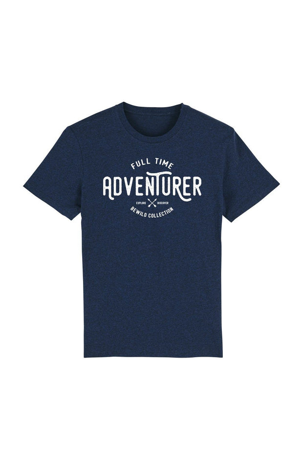 t_shirt_homme_coton_biologique_full_time_adventurer_bleu
